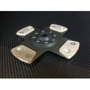 Disque d'embrayage rigide fritté Saxo vts 106 S16 GR.N