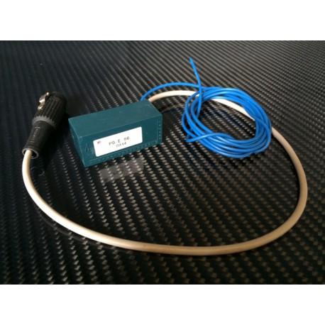 Capteur CORALBA interface d'impulsions