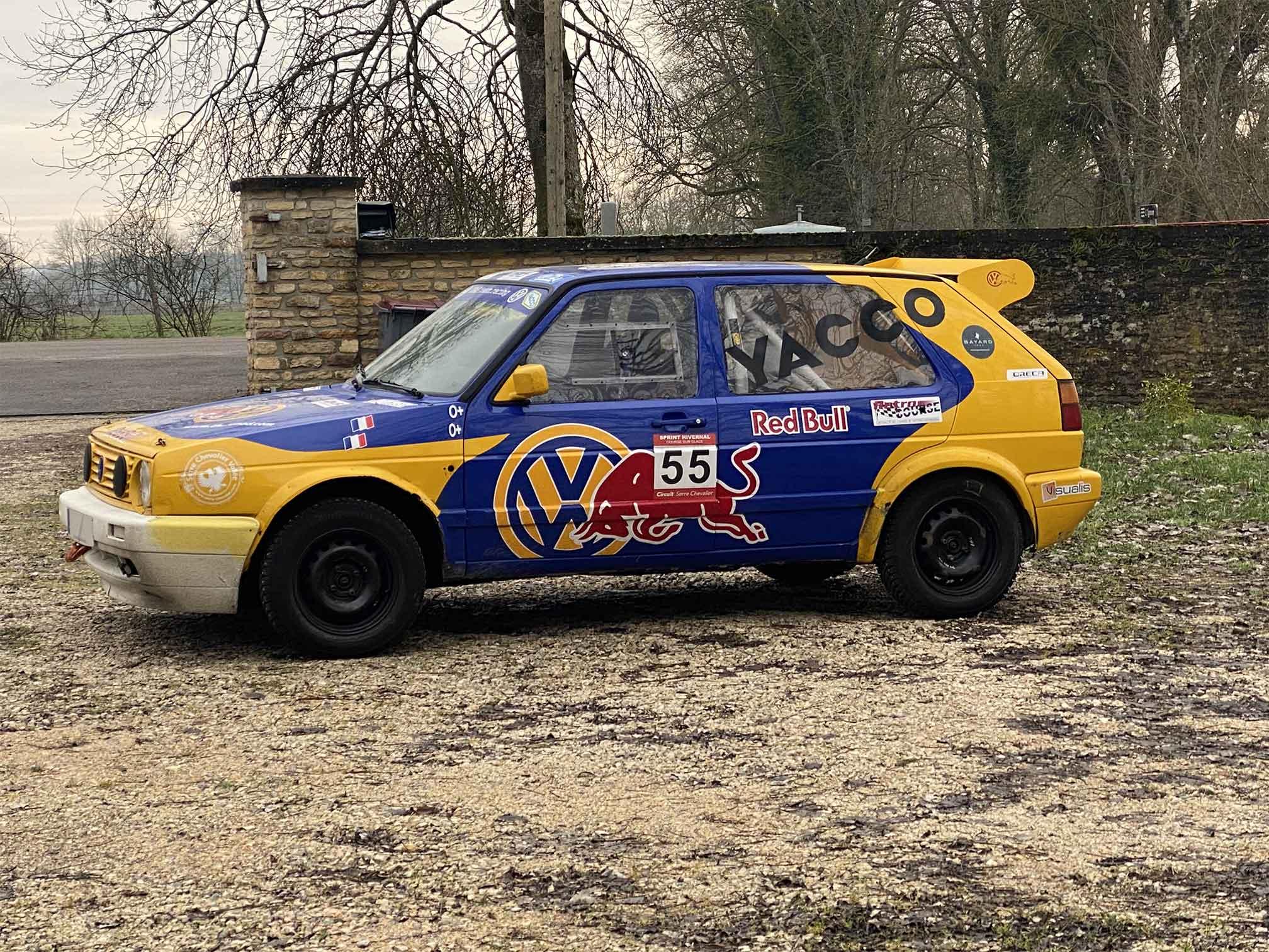Photo d'une Volkswagen