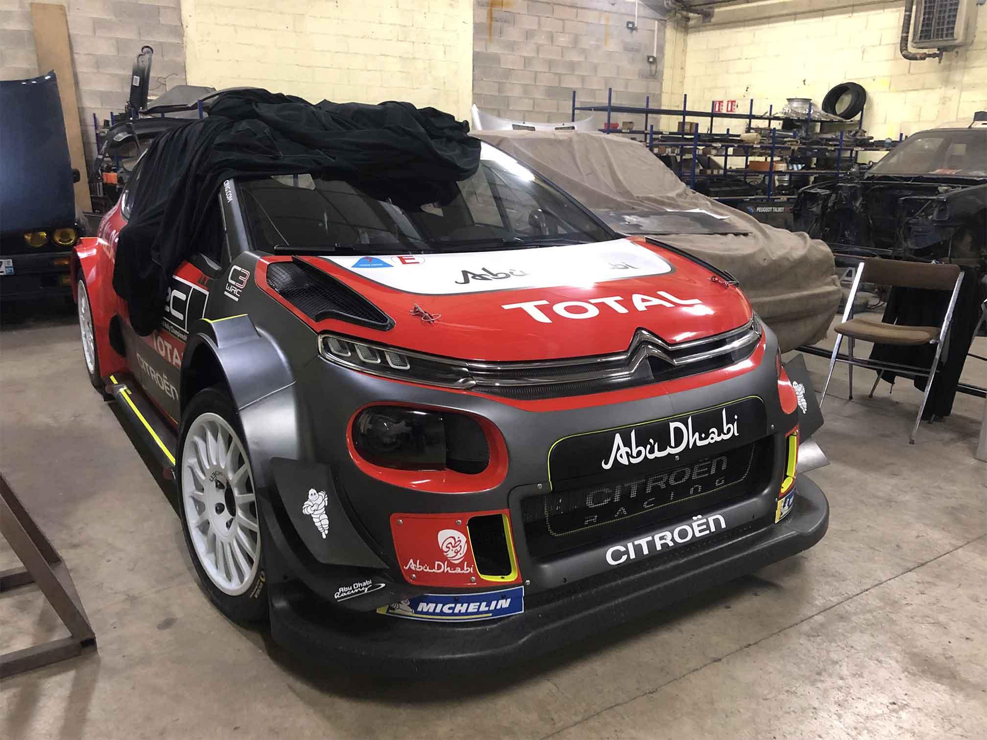 Photo d'une Citroën